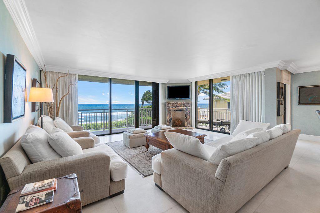 3951 Ocean Boulevard, Gulf Stream, Florida 33483, 2 Bedrooms Bedrooms, ,2.1 BathroomsBathrooms,Condo/coop,For Sale,Ocean,RX-10561768