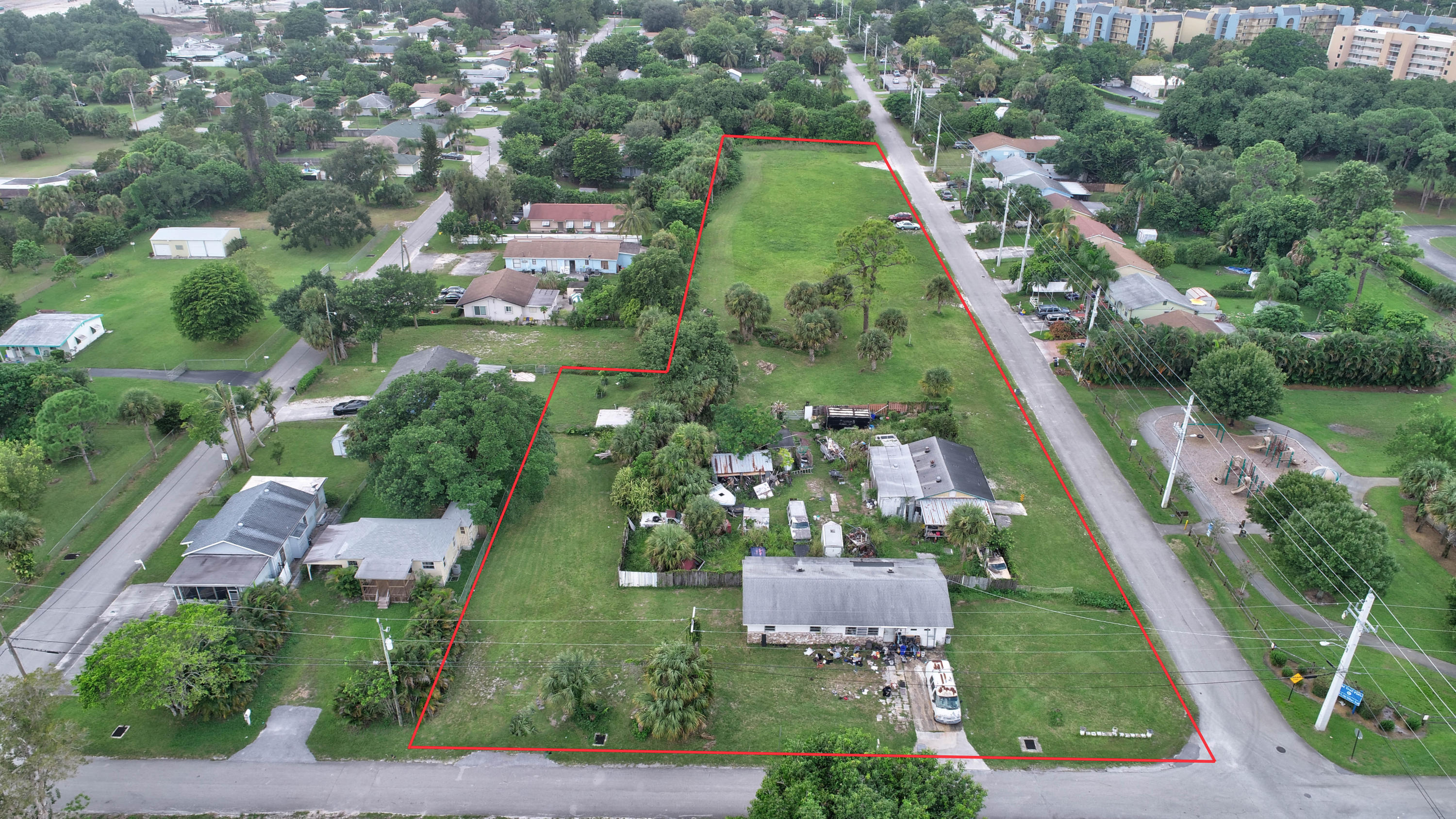 Home for sale in Military Parkegre West Palm Beach Florida