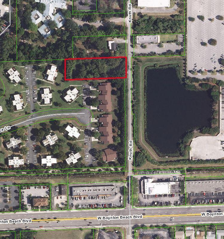 Lot Knuth Road Boynton Beach, FL 33436