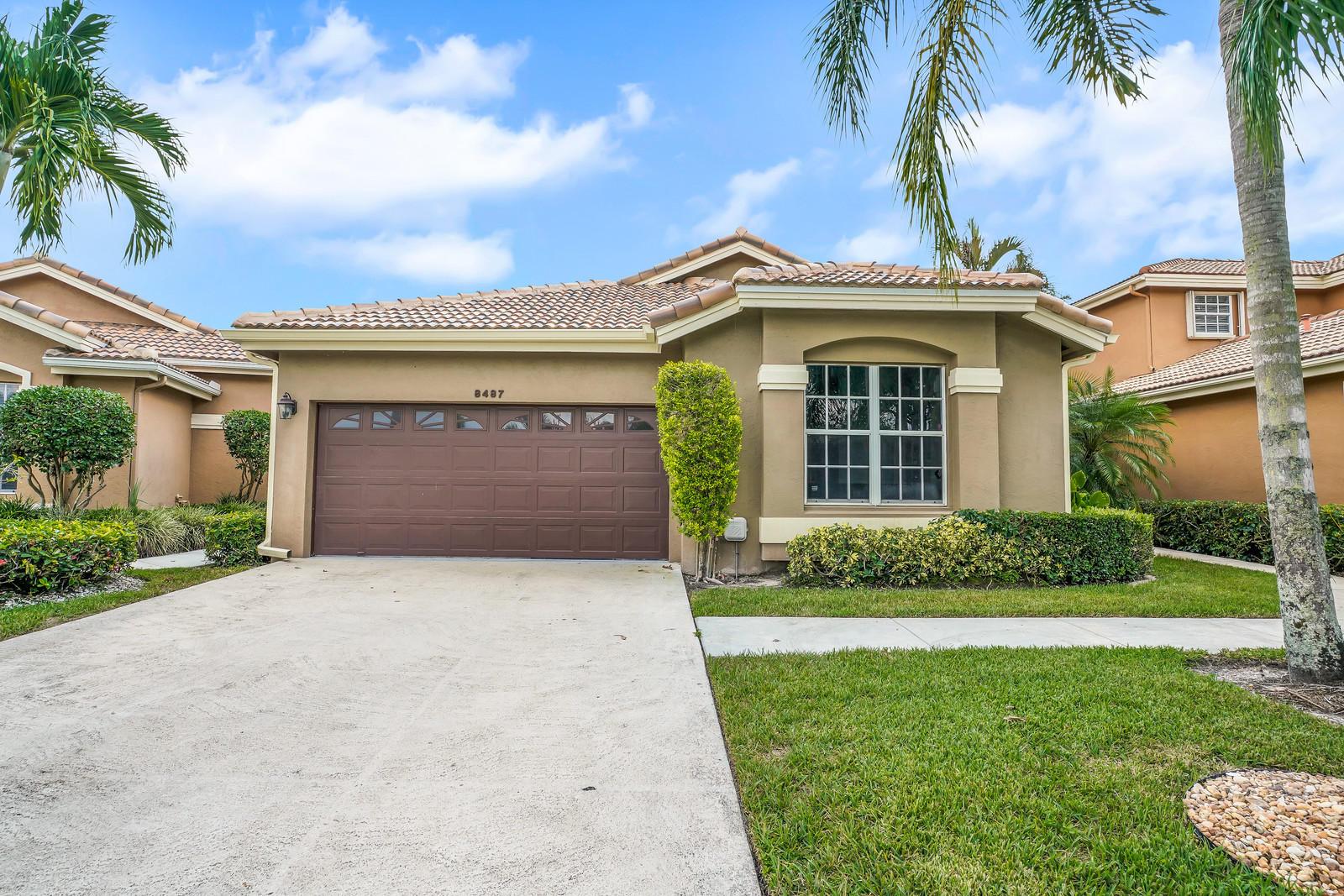 8487 Quail Meadow Way West Palm Beach, FL 33412