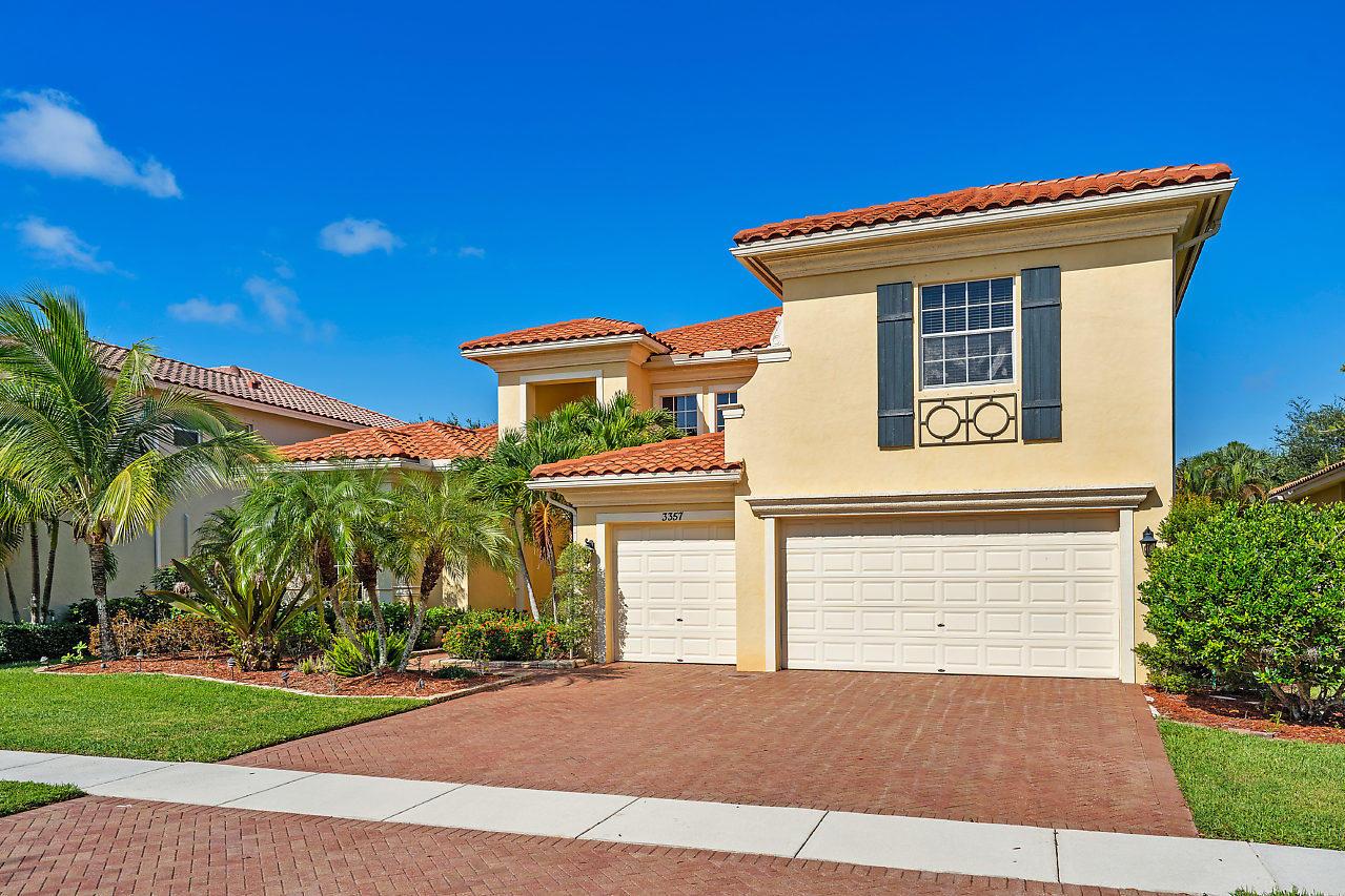 Home for sale in Talavera Lake Worth Florida