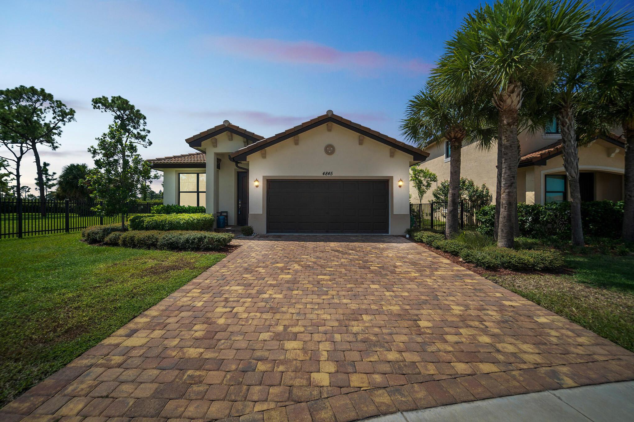 4845 Pond Pine Way - Greenacres, Florida