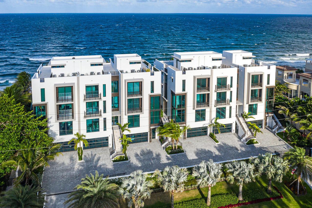 3621 S Ocean Boulevard 4  Highland Beach FL 33487