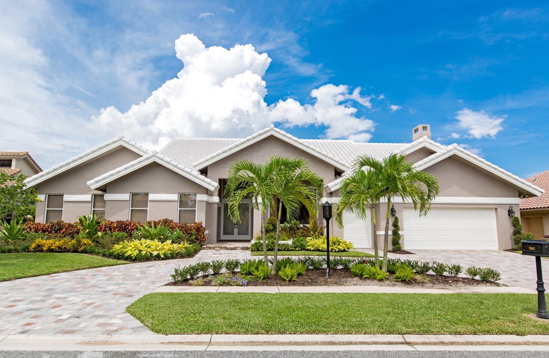 7841 Afton Villa Court  Boca Raton, FL 33433