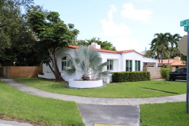1001 NE 82nd Terrace Miami, FL 33138 Miami FL 33138