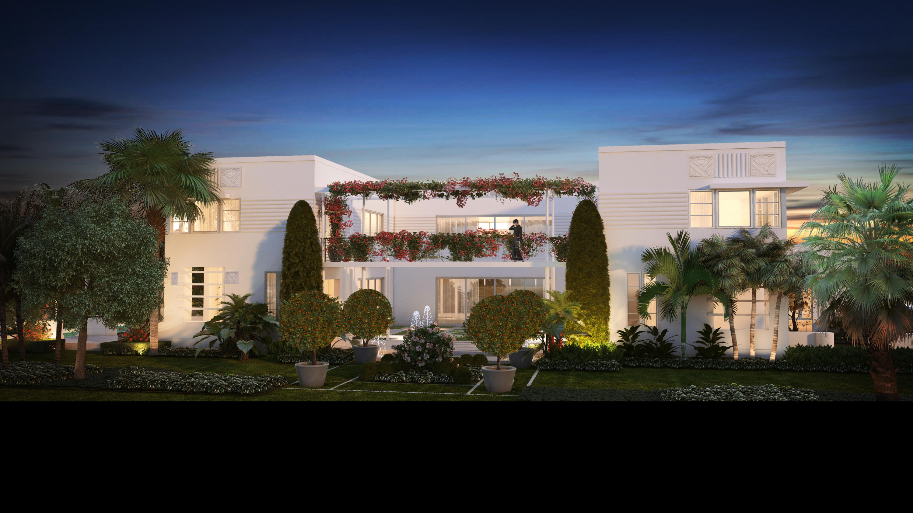 New Home for sale at 111 Atlantic Avenue in Palm Beach