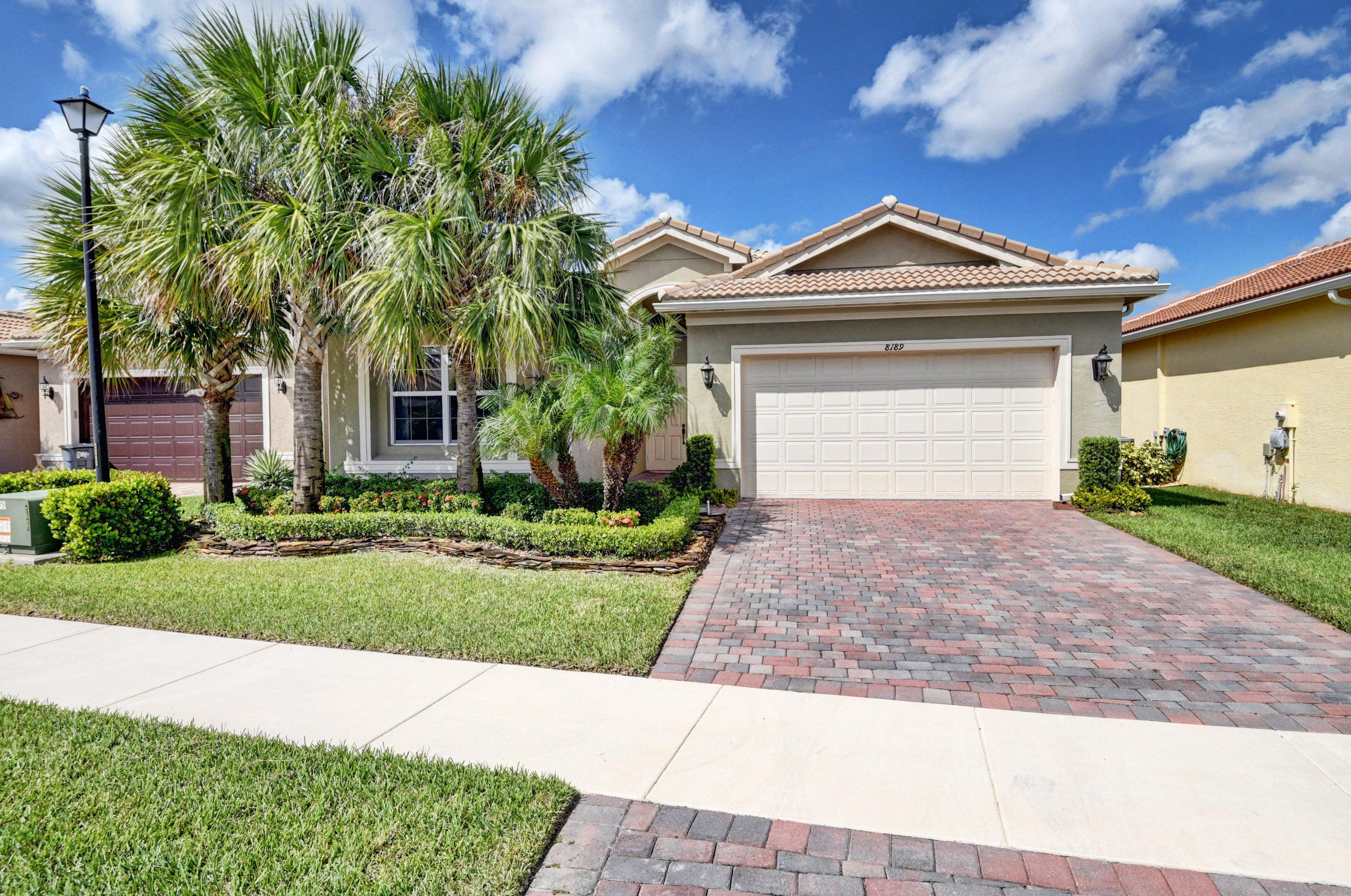 Home for sale in Valencia Cove Boynton Beach Florida