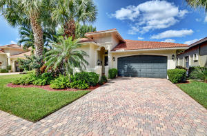 TIVOLI LAKES home 10071 Noceto Way Boynton Beach FL 33437