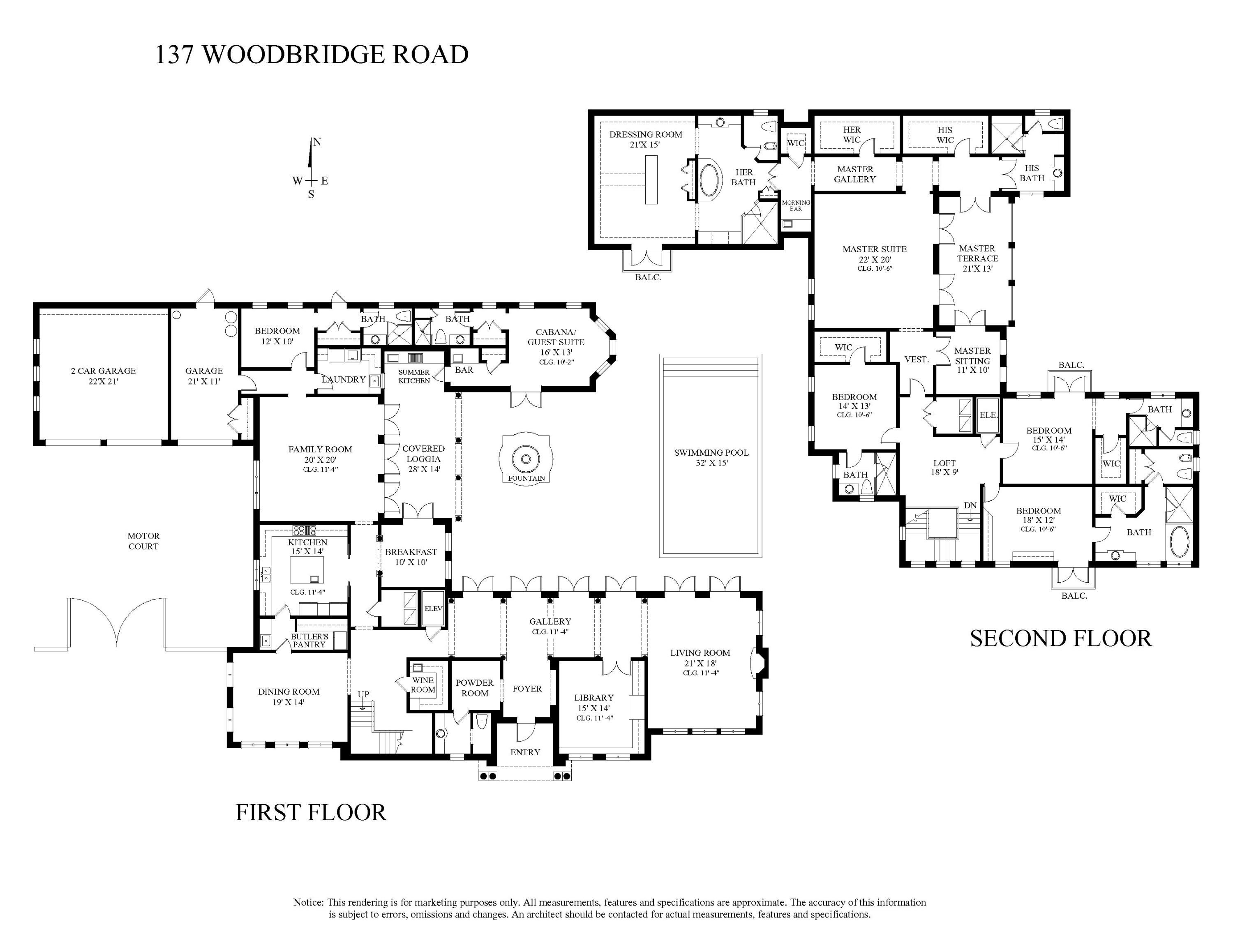 137  Woodbridge Road , Palm Beach FL 33480 is listed for sale as MLS Listing RX-10565997 photo #23