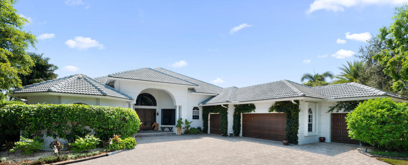 Home for sale in Equestrian Club Estates Wellington Florida