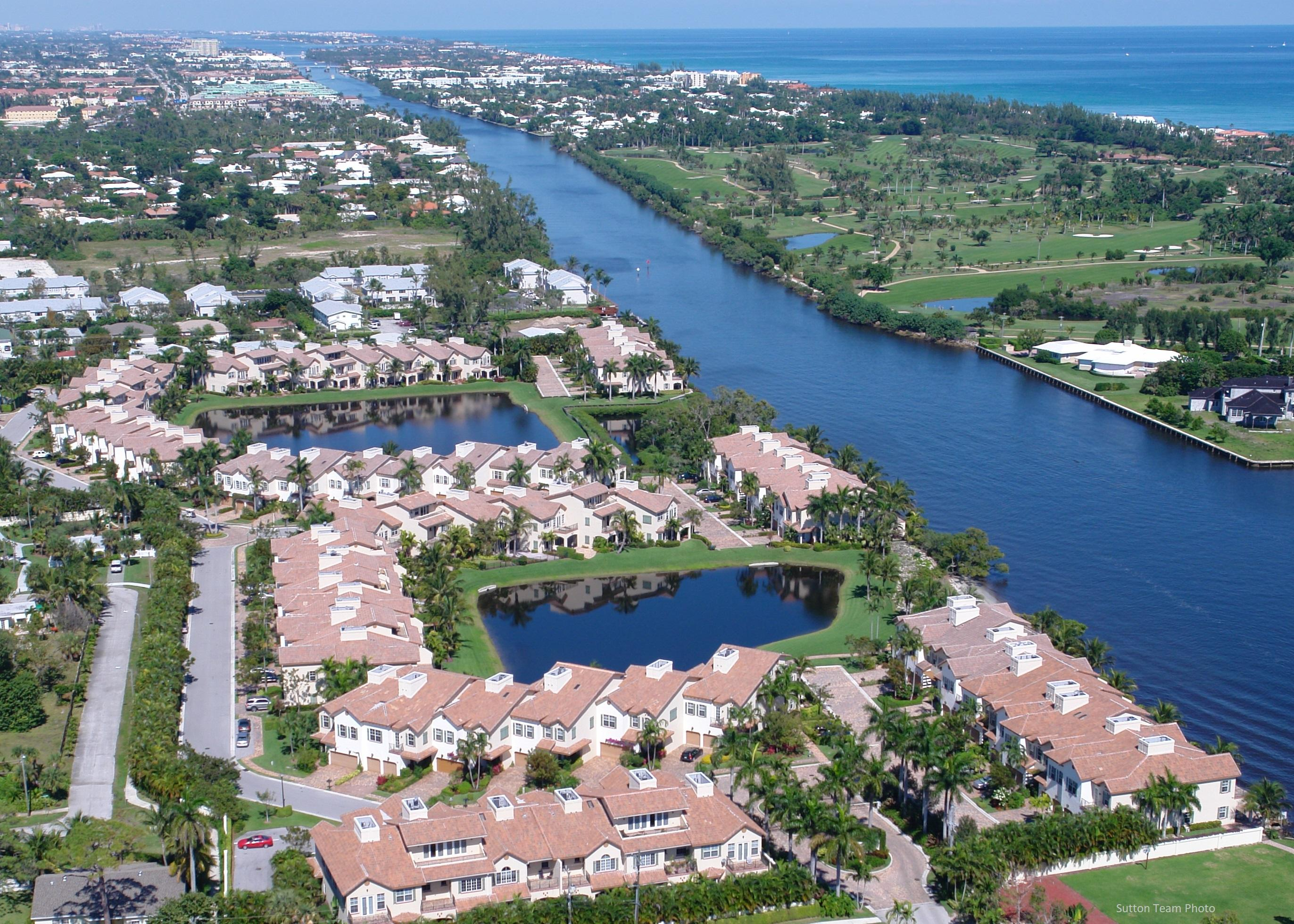ESTUARY DELRAY BEACH FLORIDA