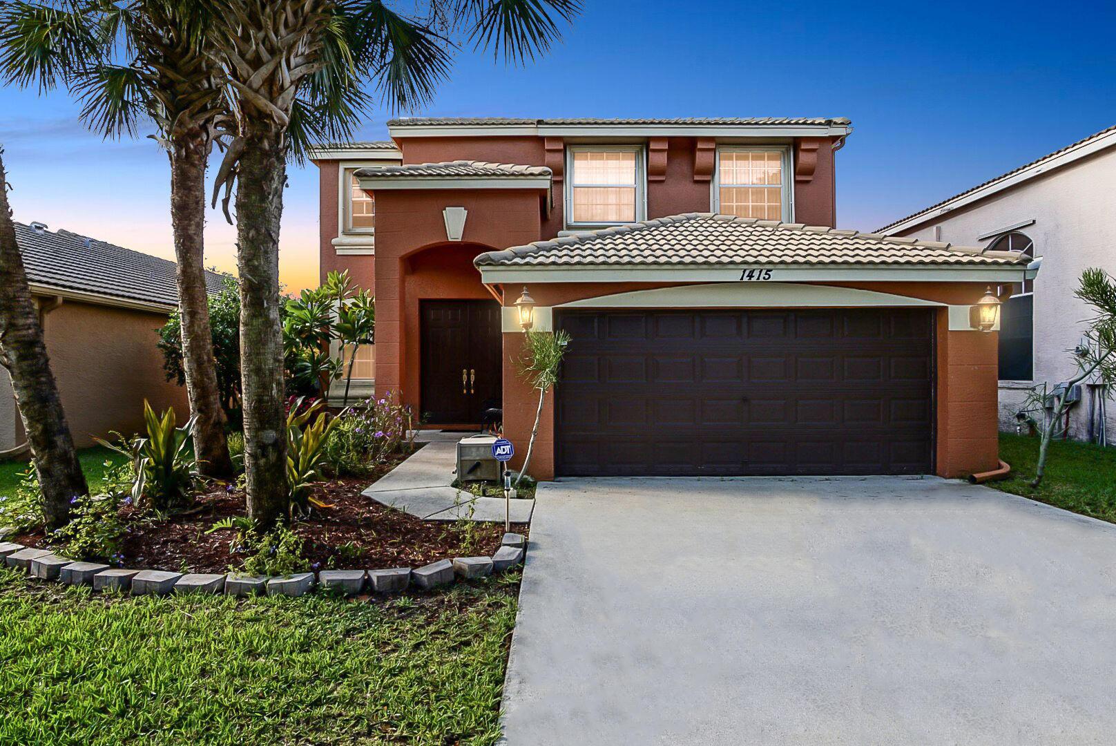 1415 Briar Oak Drive Royal Palm Beach, FL 33411