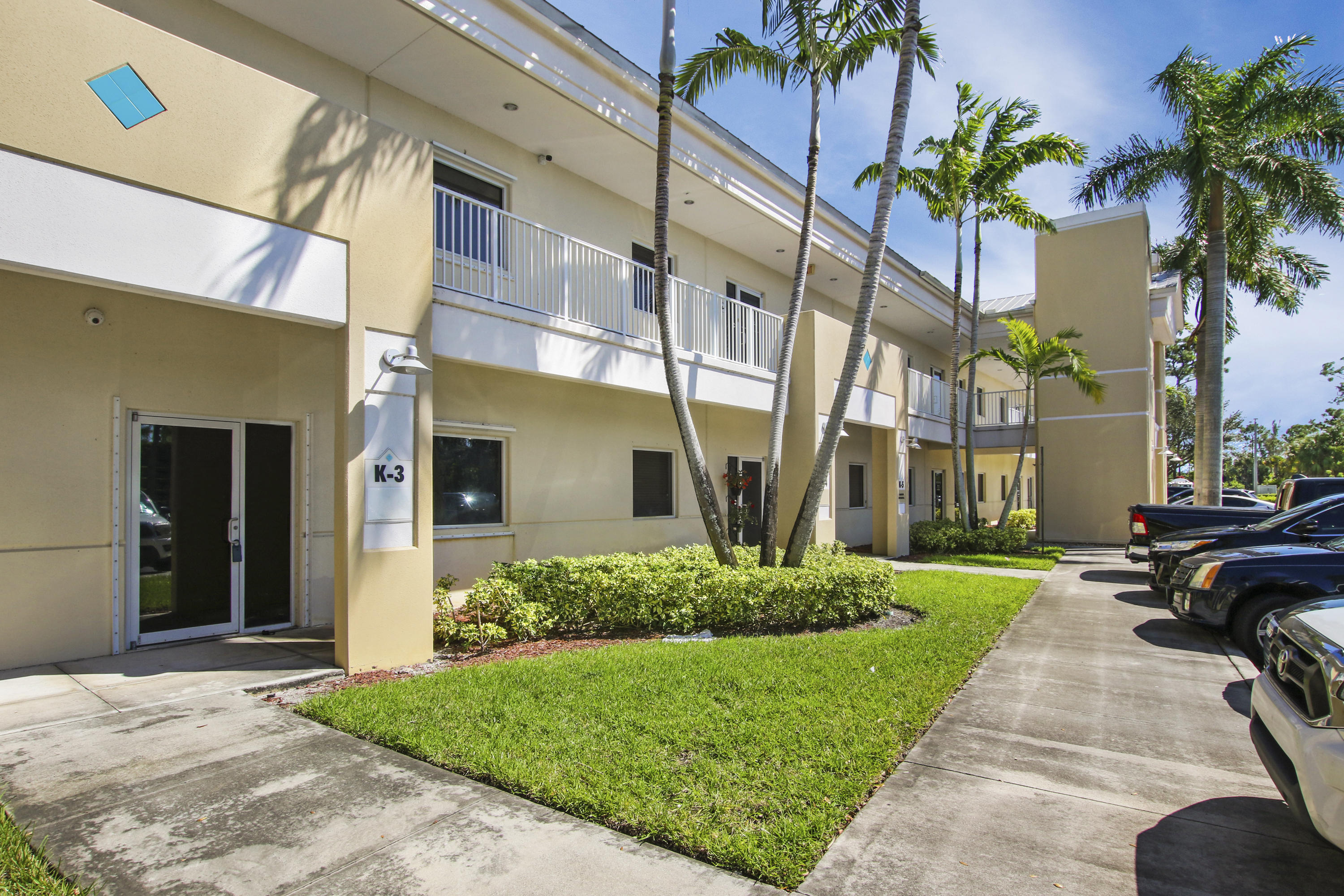 Home for sale in CONTRACTORS BUSINESS PARK VISTA CENTER CONDO West Palm Beach Florida