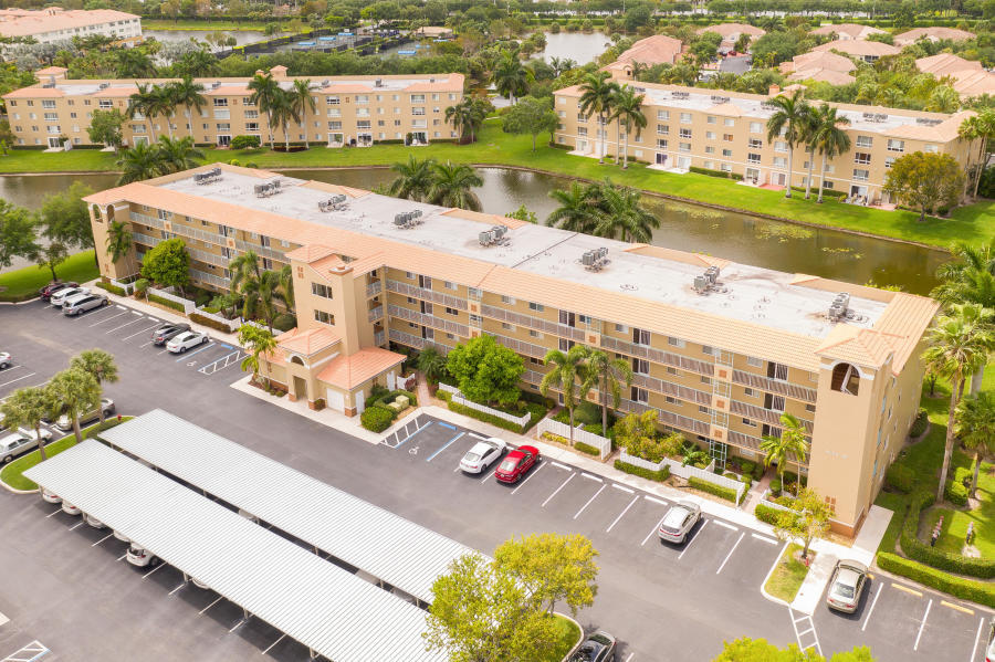 Home for sale in CORAL COVE CONDO Boynton Beach Florida