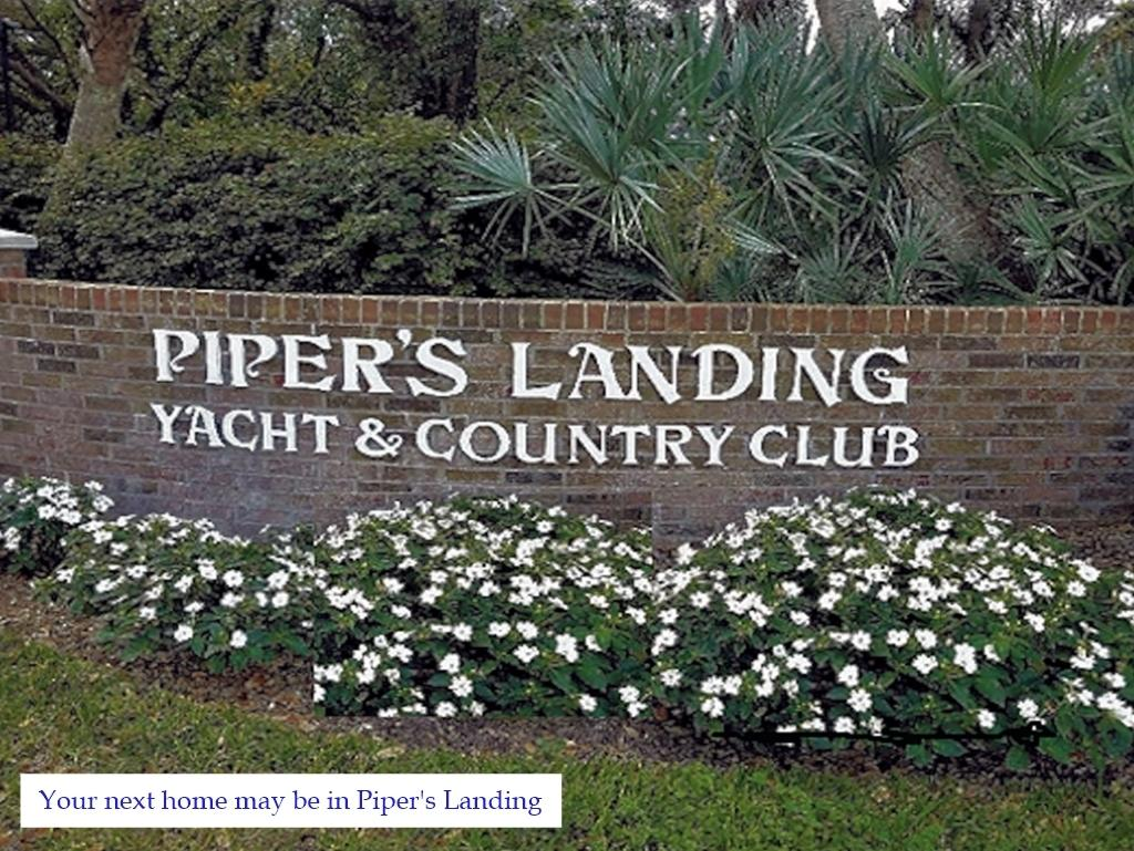 PIPERS LANDING REAL ESTATE