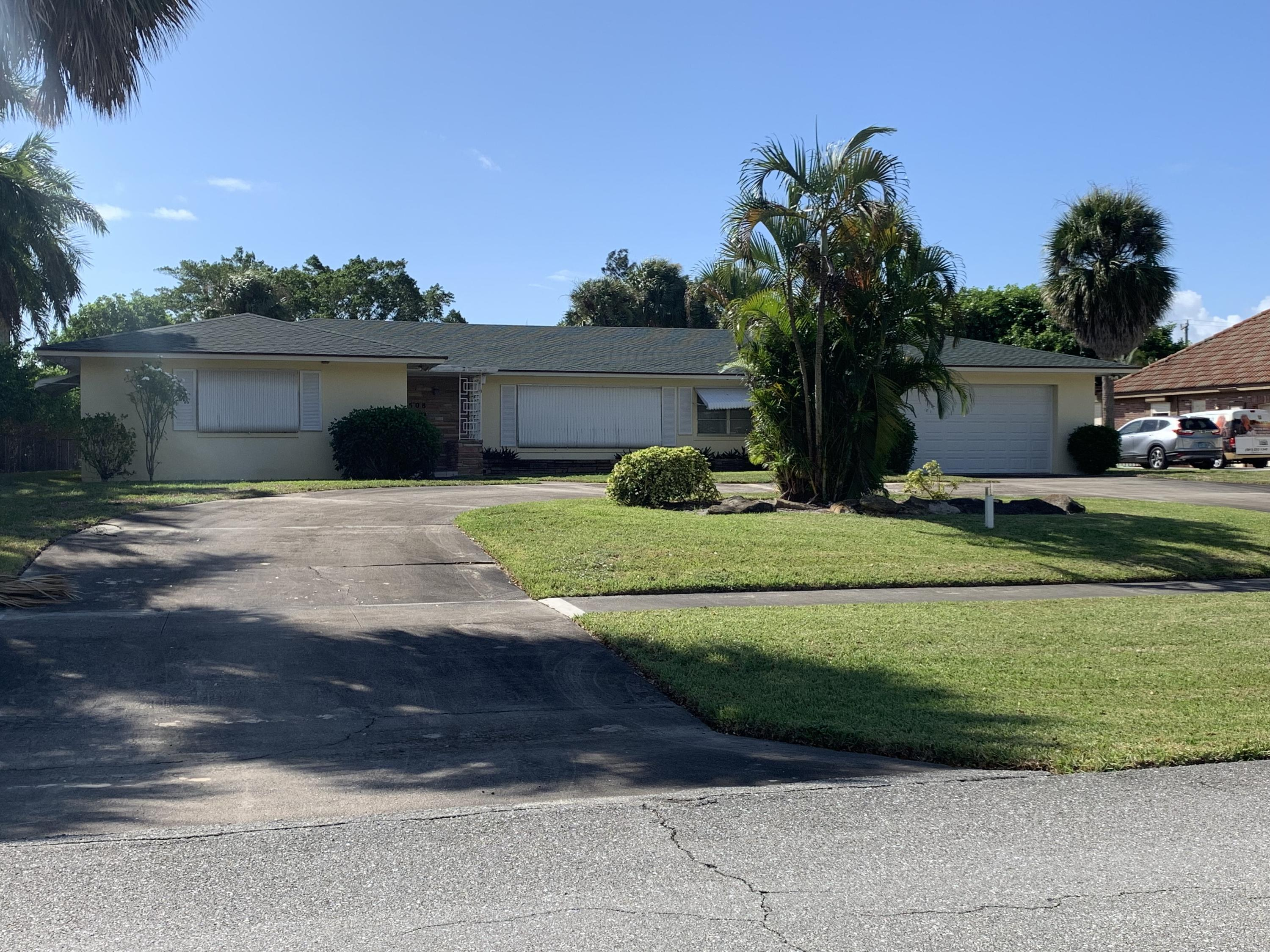 508 Anchorage Drive, North Palm Beach, Florida 33408, ,C,Single family,Anchorage,RX-10566086