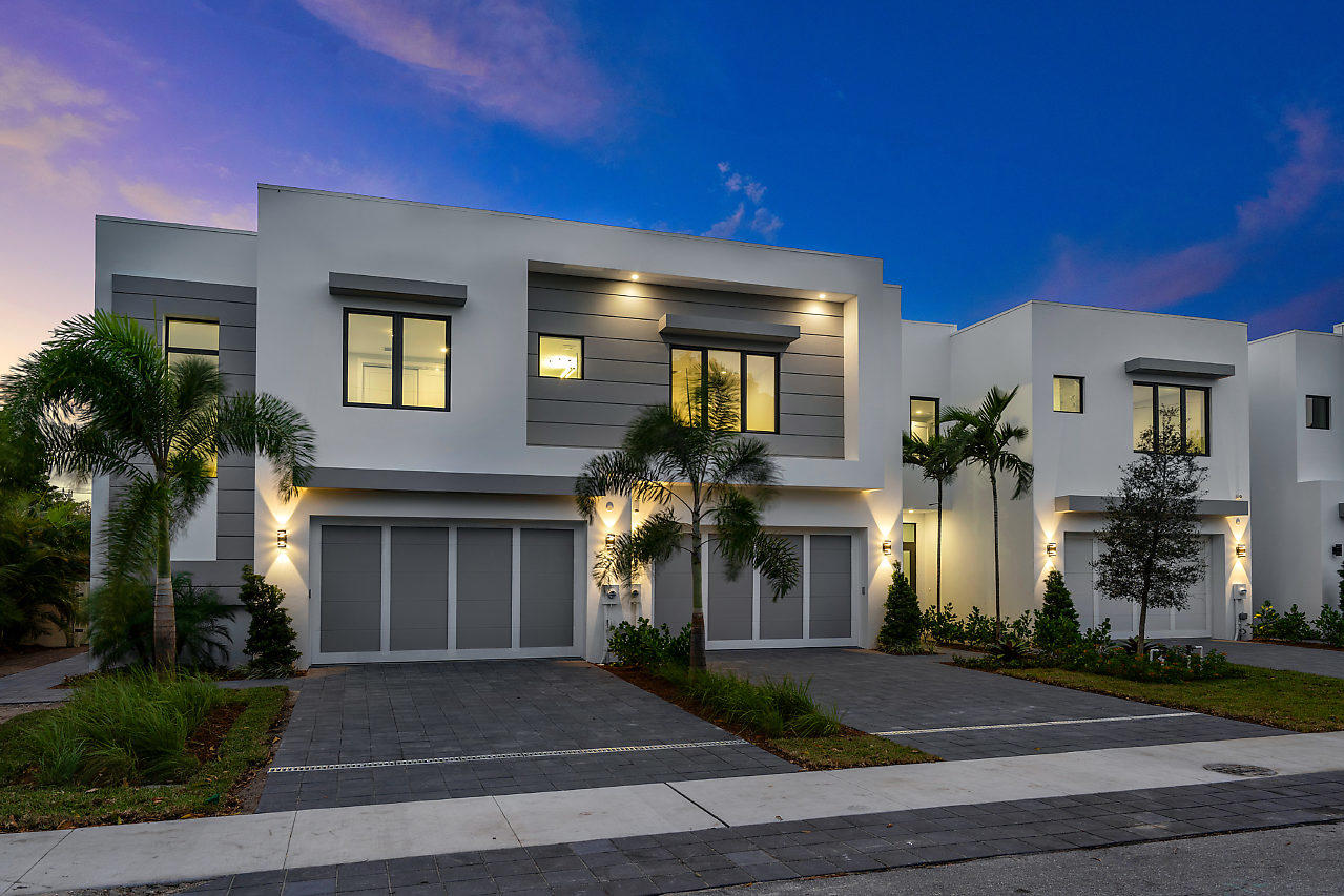 Home for sale in 7 on 7th Delray Beach Florida