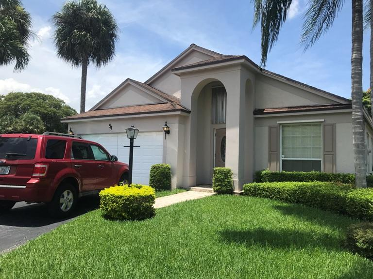 Home for sale in MEADOW LAKE Boynton Beach Florida