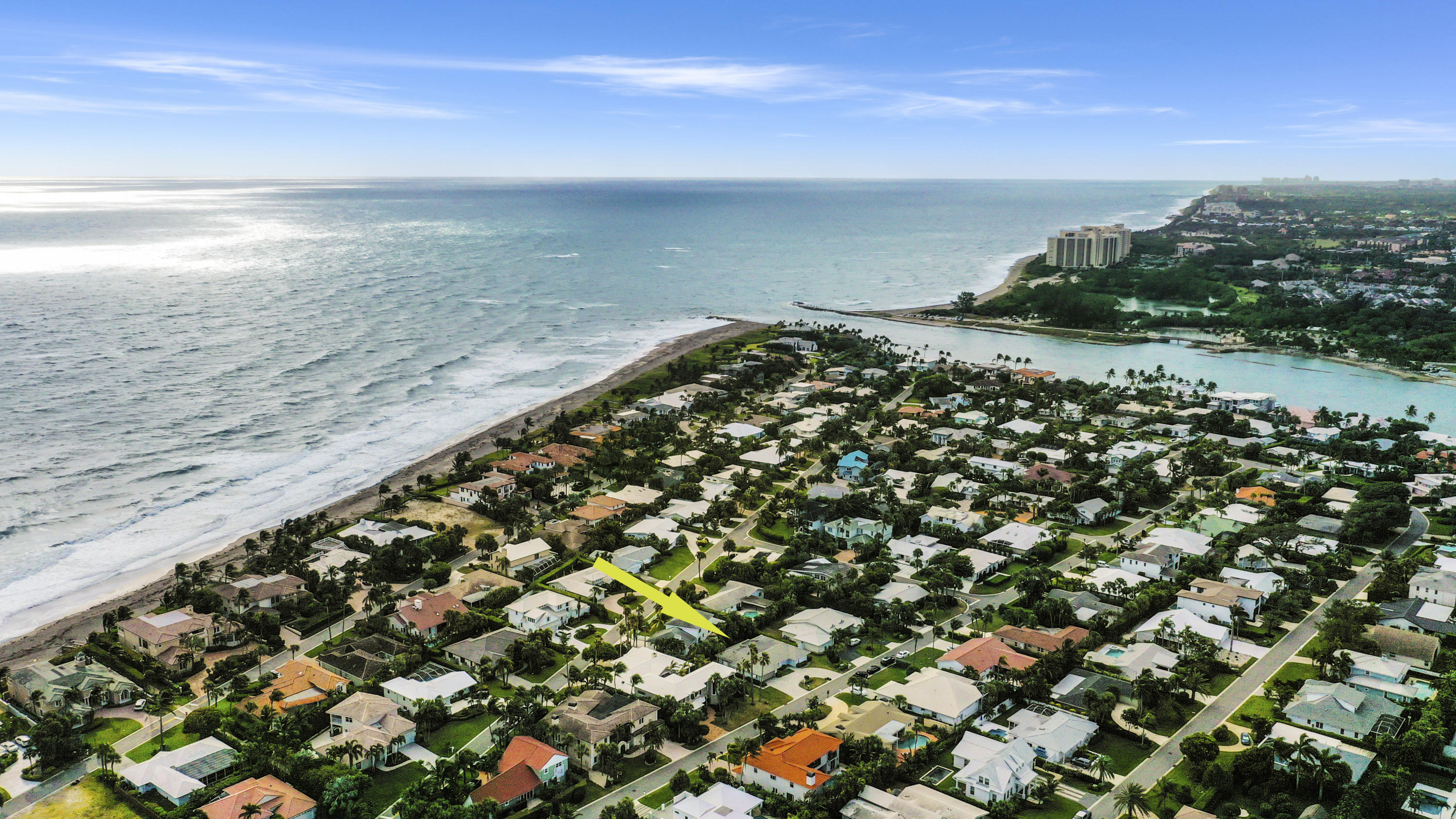 JUPITER INLET COLONY HOMES