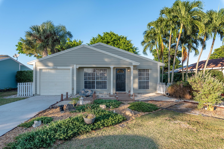 Home for sale in Waterchase Boynton Beach Florida