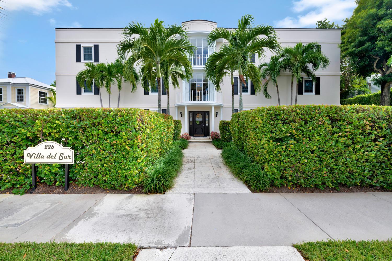 Home for sale in VILLA DEL SUR APTS CONDO Palm Beach Florida