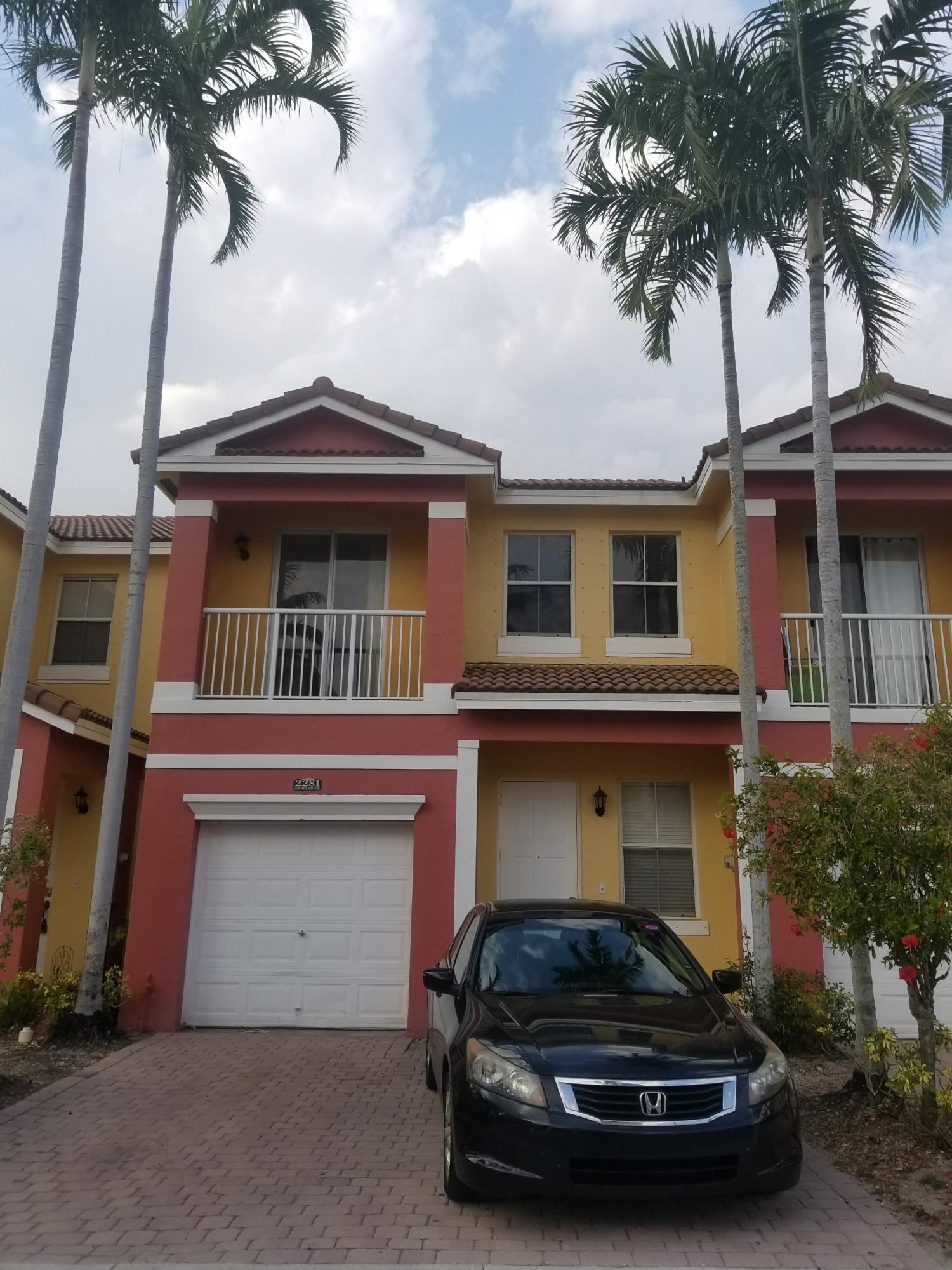 Photo of home for sale at 2281 Shoma Drive, Royal Palm Beach FL