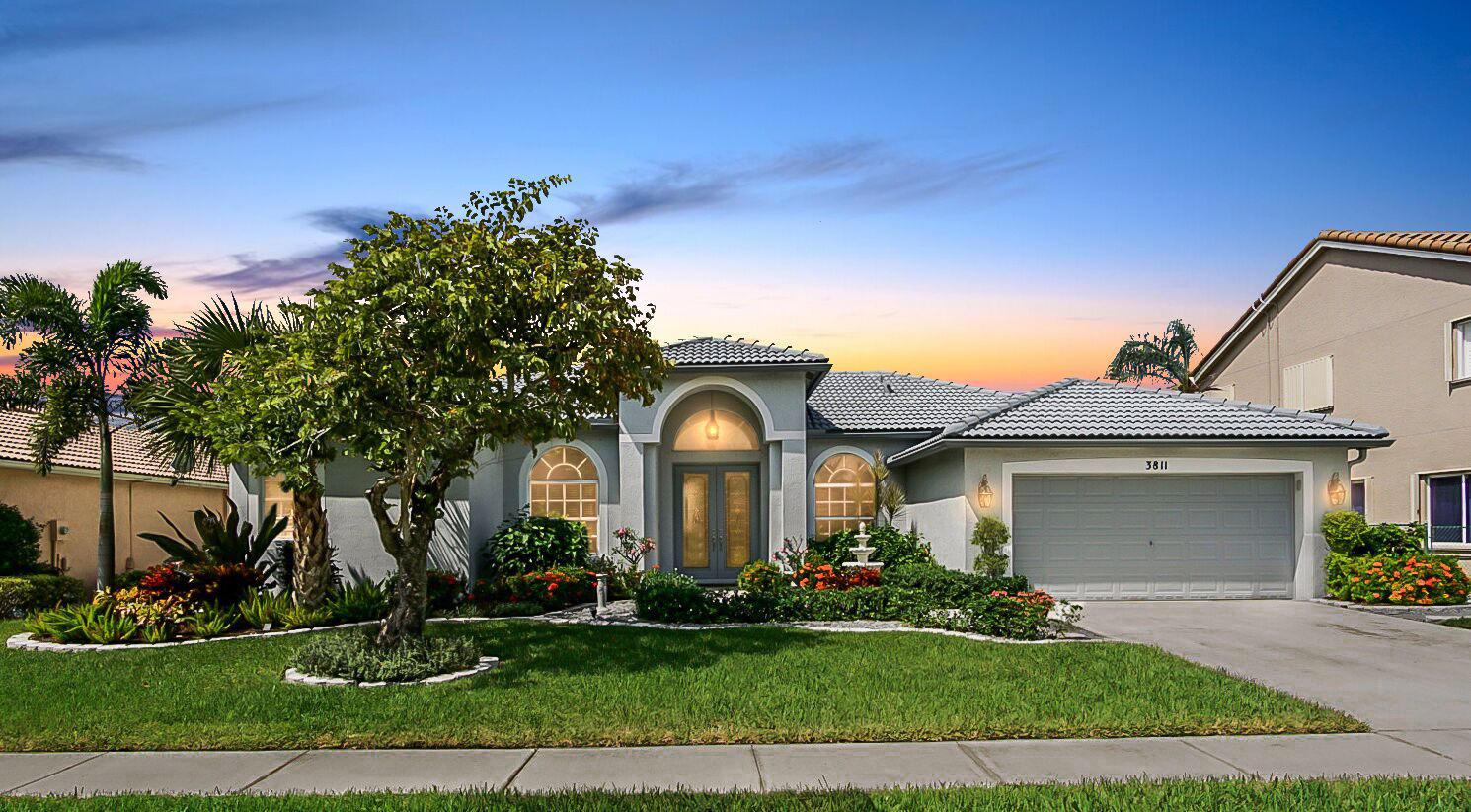 3811 Cypress Lake Drive Lake Worth, FL 33467