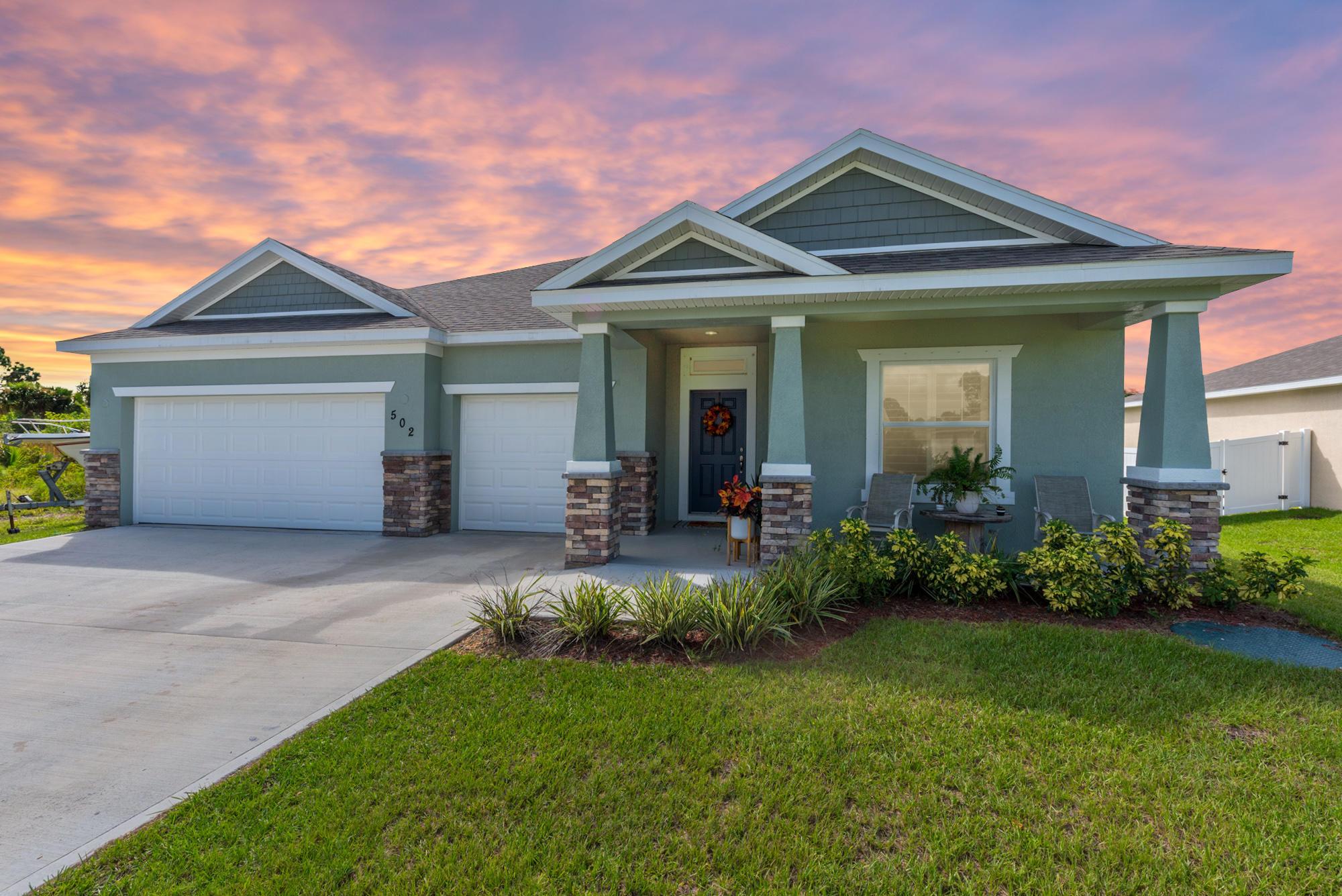 Photo of 502 SW Tarra Avenue, Port Saint Lucie, FL 34953