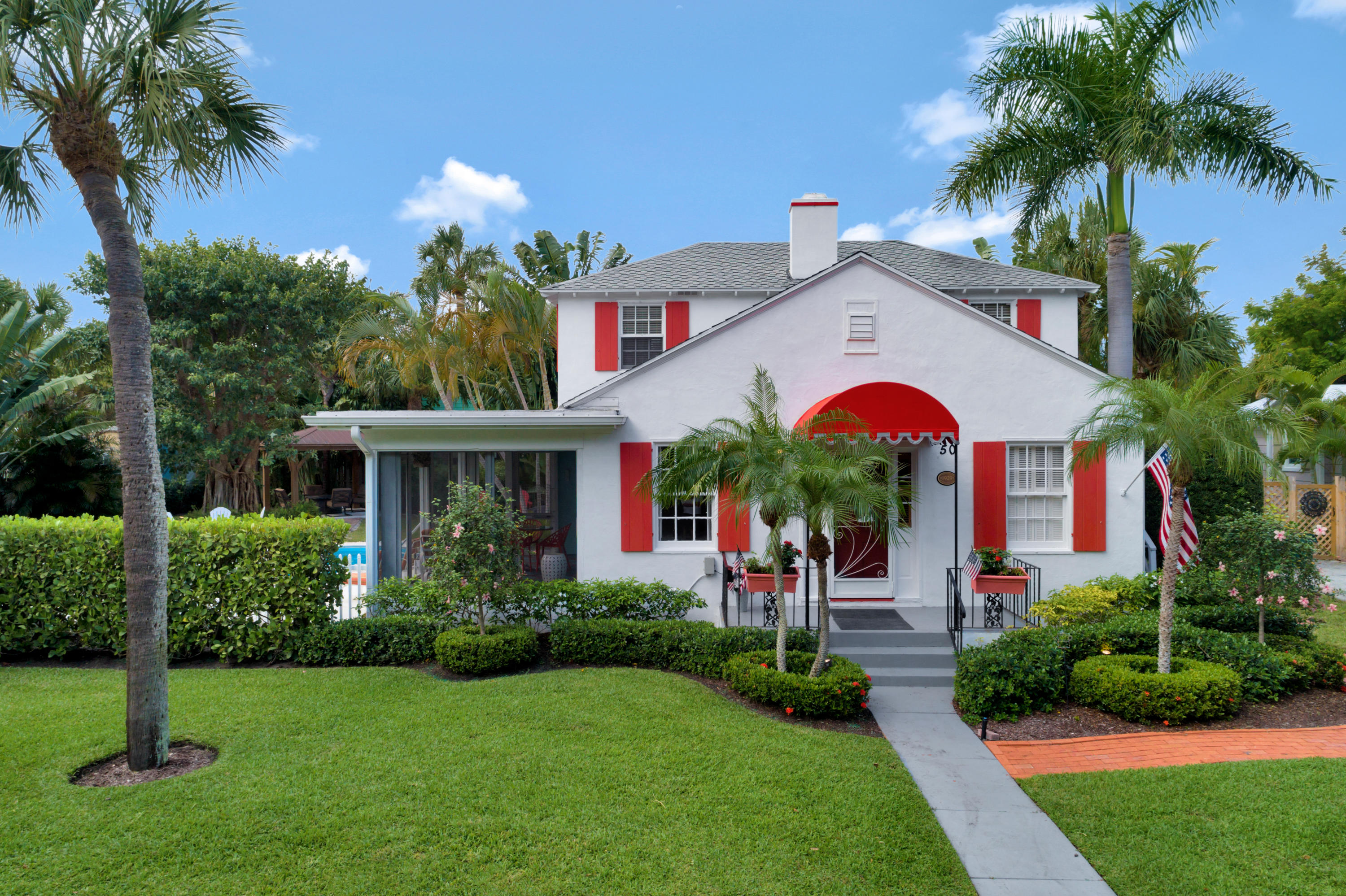50 Palm Square, Delray Beach, Florida 33483, 4 Bedrooms Bedrooms, ,3 BathroomsBathrooms,Single Family Detached,For Sale,Palm Square,RX-10567521