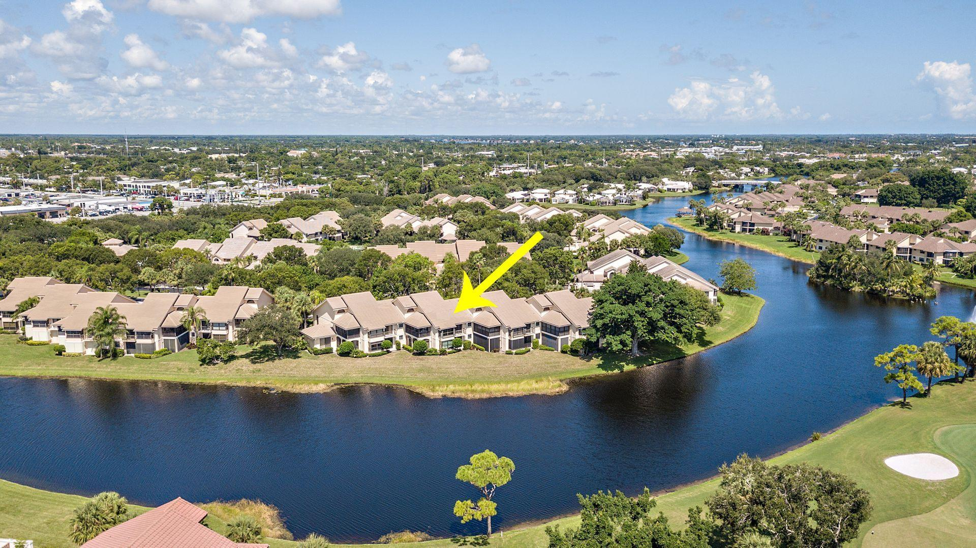 3910 Back Bay Drive 235, Jupiter, Florida 33477, 3 Bedrooms Bedrooms, ,2 BathroomsBathrooms,A,Condominium,Back Bay,RX-10567968