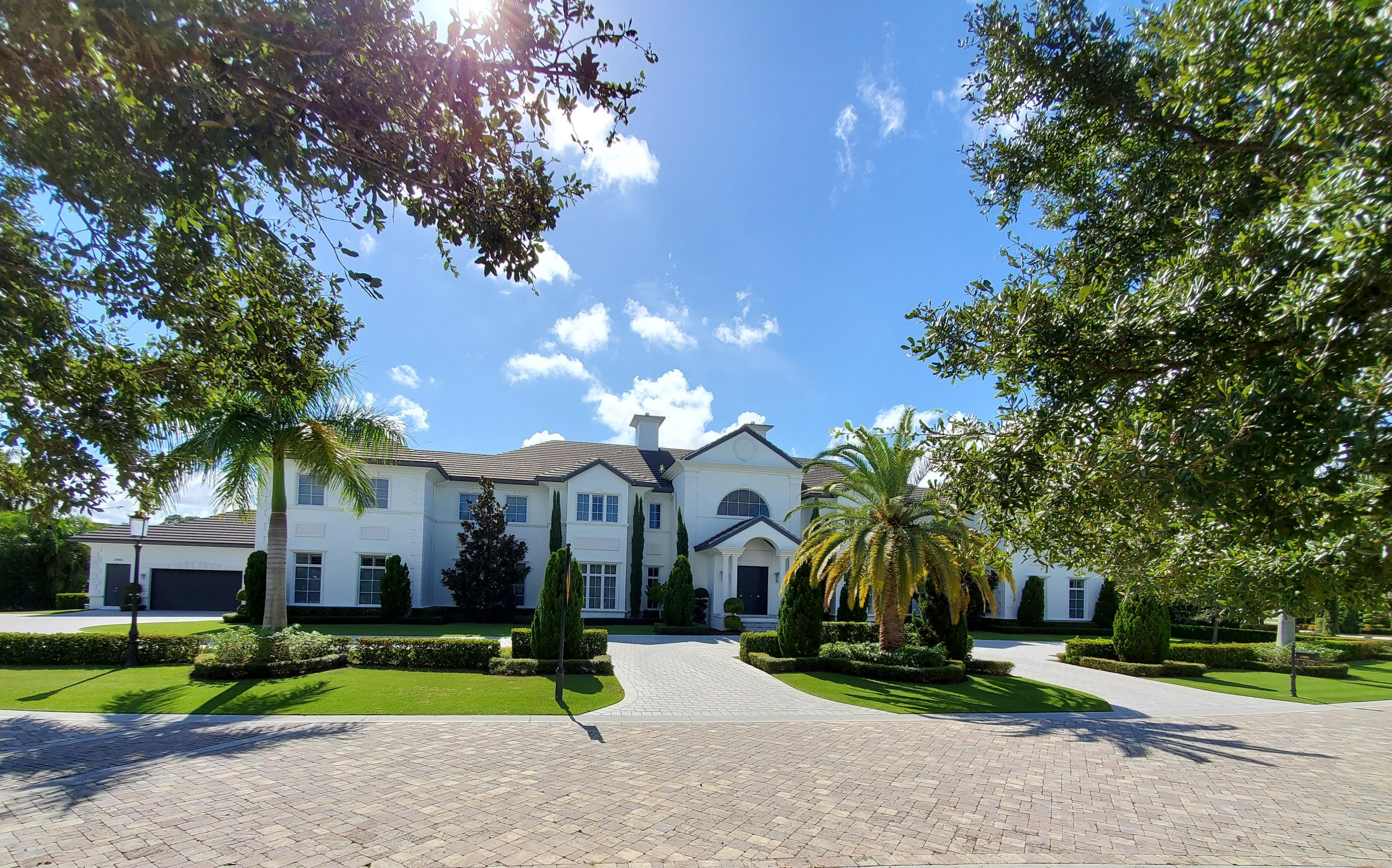 New Home for sale at 12403 Hautree Court in Palm Beach Gardens