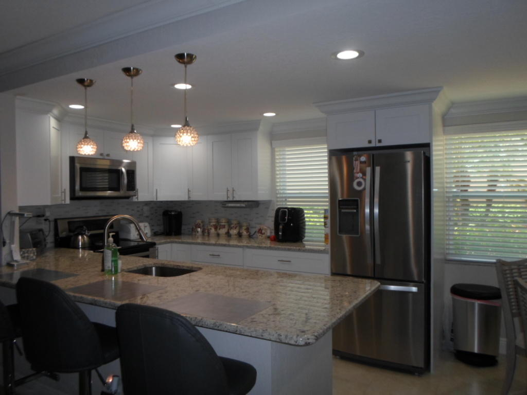 Photo of home for sale at 101 Burgundy C, Delray Beach FL