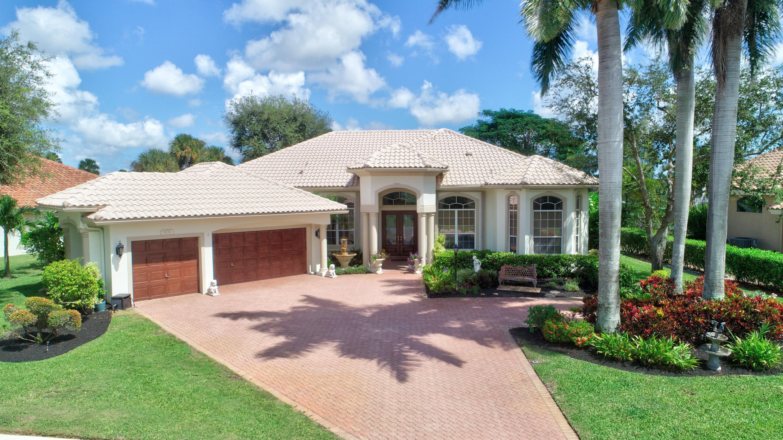 Home for sale in Aberdeen - Muirhead Estates Boynton Beach Florida