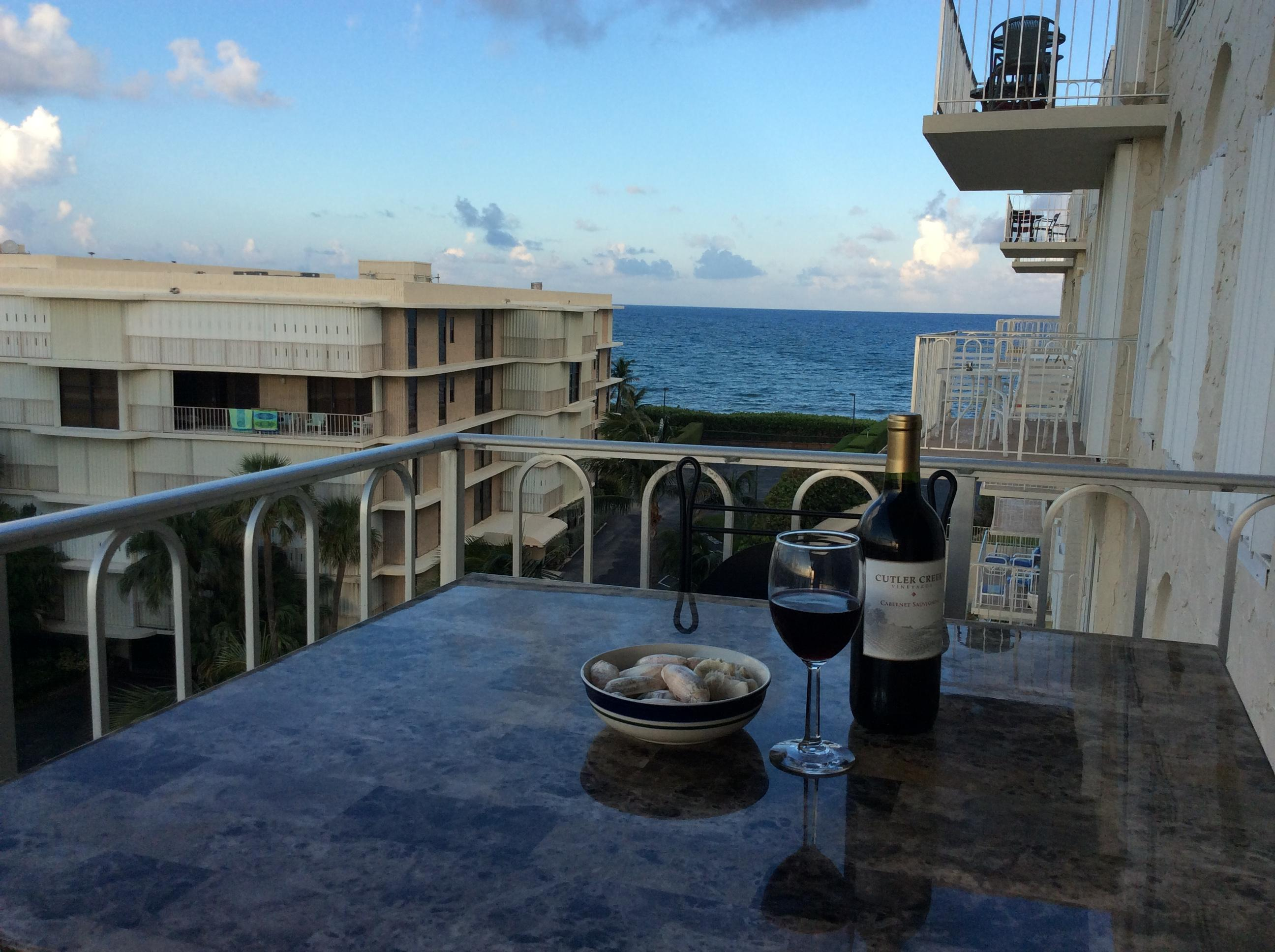 Photo of home for sale at 3230 Ocean Boulevard S, Palm Beach FL