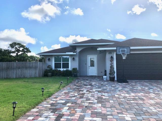 Photo of home for sale at 7756 Terrace Road, Hypoluxo FL