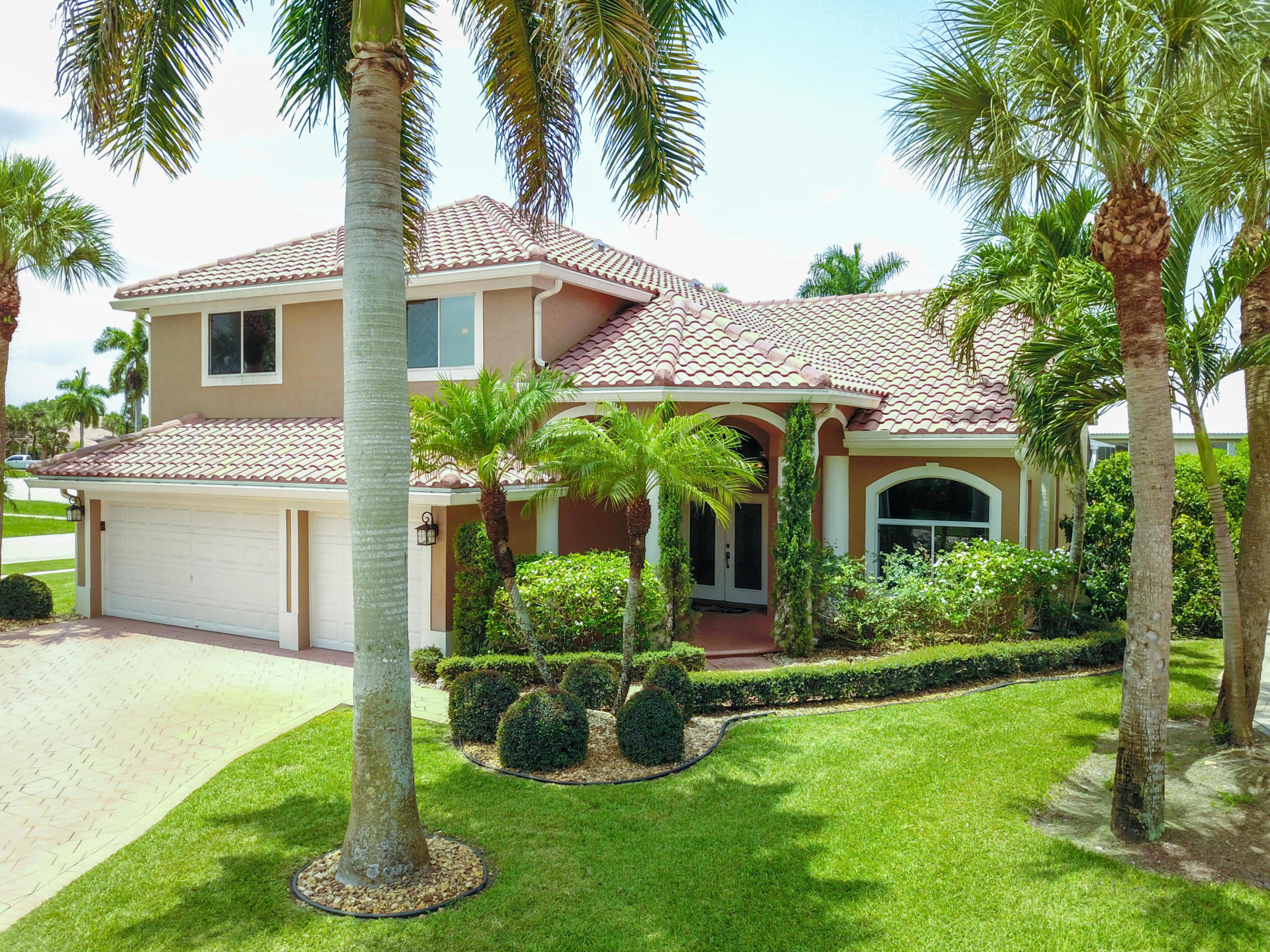 Home for sale in Boca Isles North Boca Raton Florida