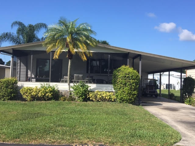 Photo of home for sale at 16264 Four Wood Way SW, Indiantown FL