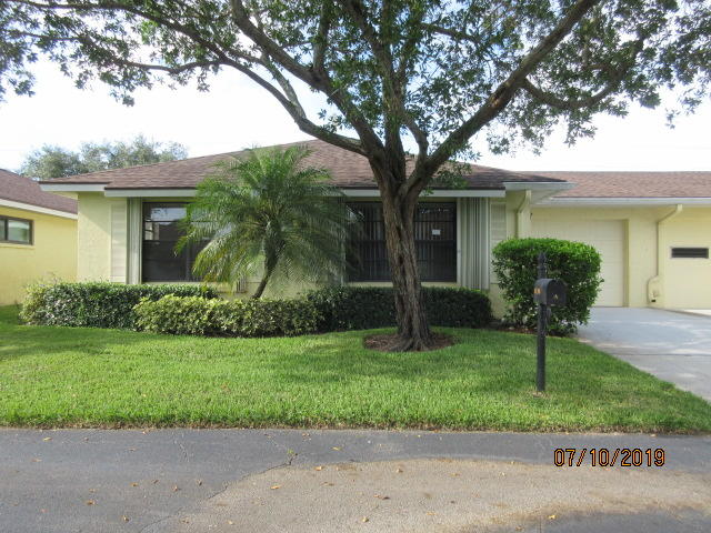4230 Mango Tree Court A  Boynton Beach, FL 33436