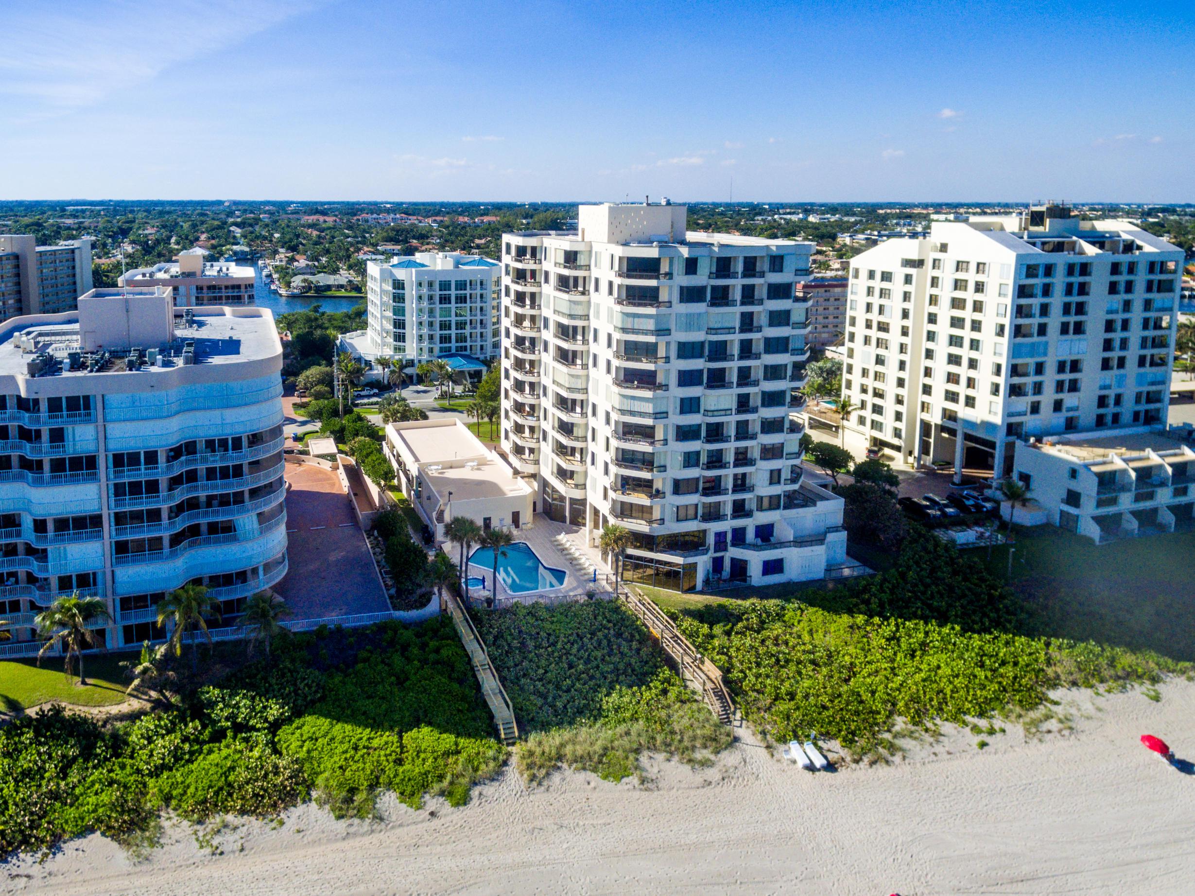 3201 S Ocean Boulevard 903  Highland Beach FL 33487