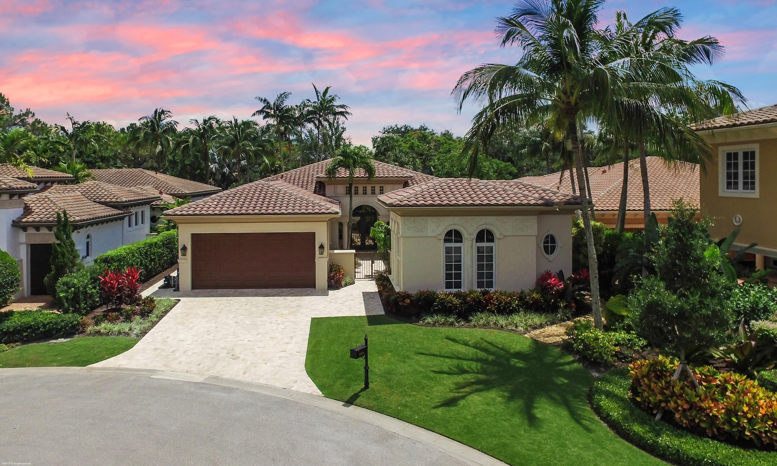 Home for sale in Old Palm Golf Club Palm Beach Gardens Florida