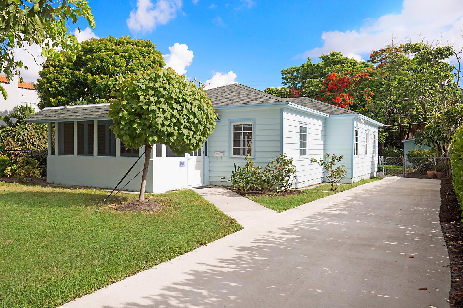309 Edgewood Drive  West Palm Beach FL 33405