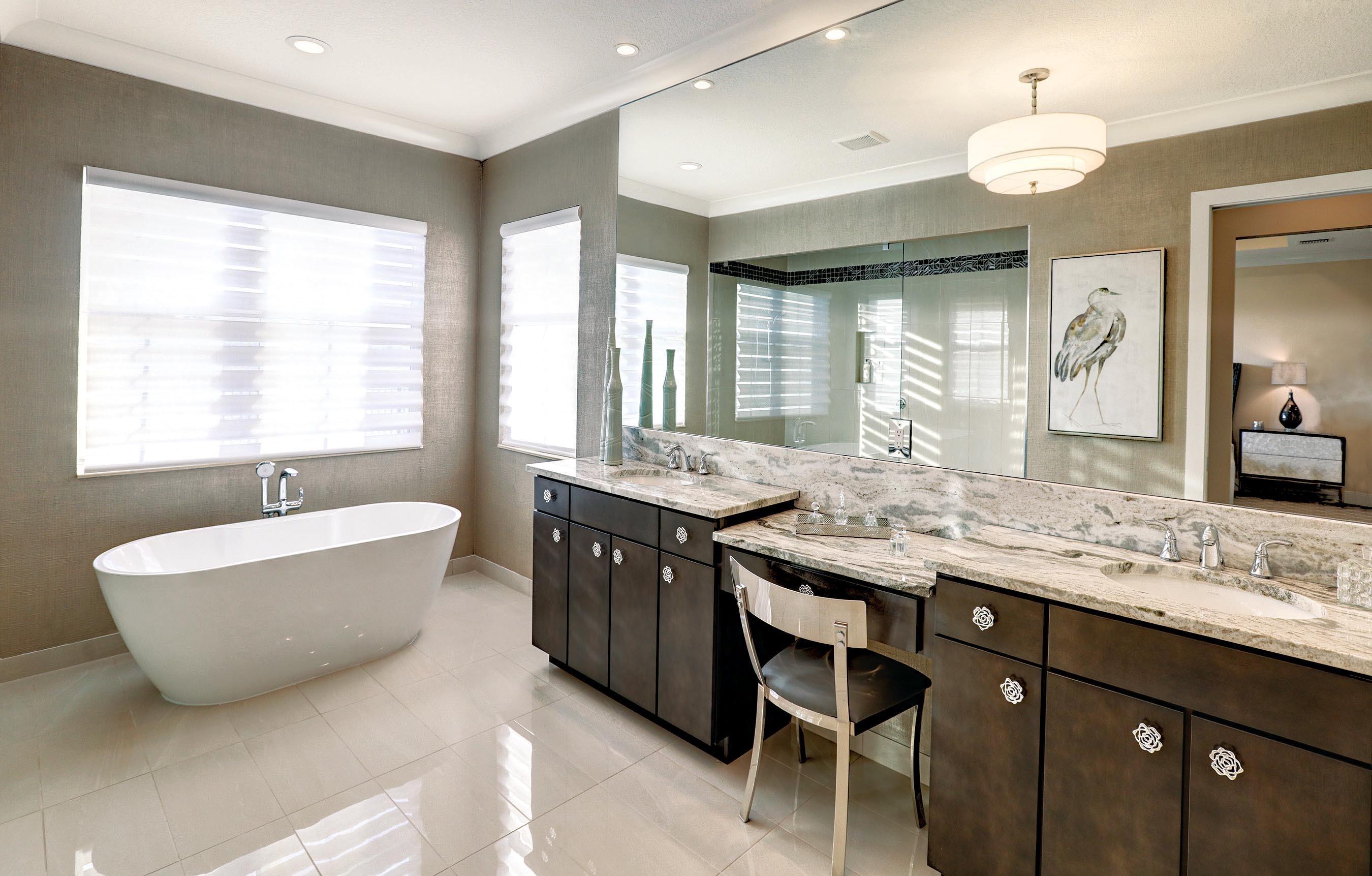 Master Bath Vanity Model