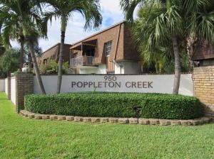 Poppleton Creek Condo