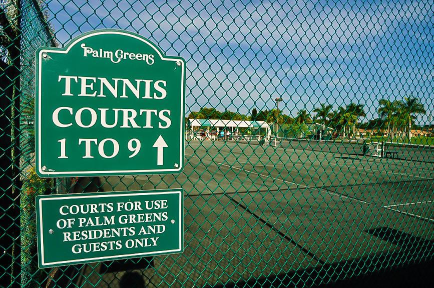 PALM GREENS HOMES