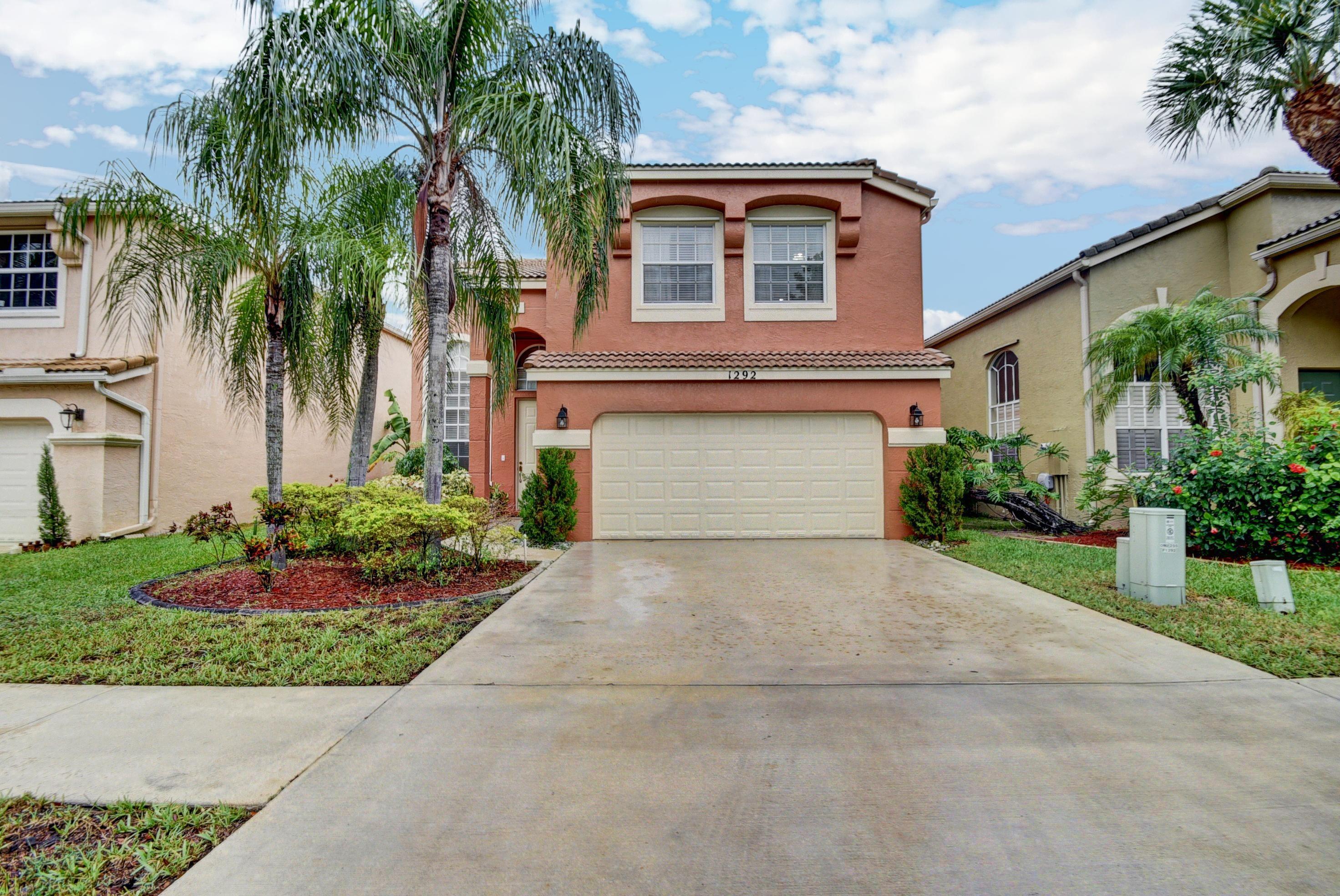 Home for sale in Wyndham Village Royal Palm Beach Florida