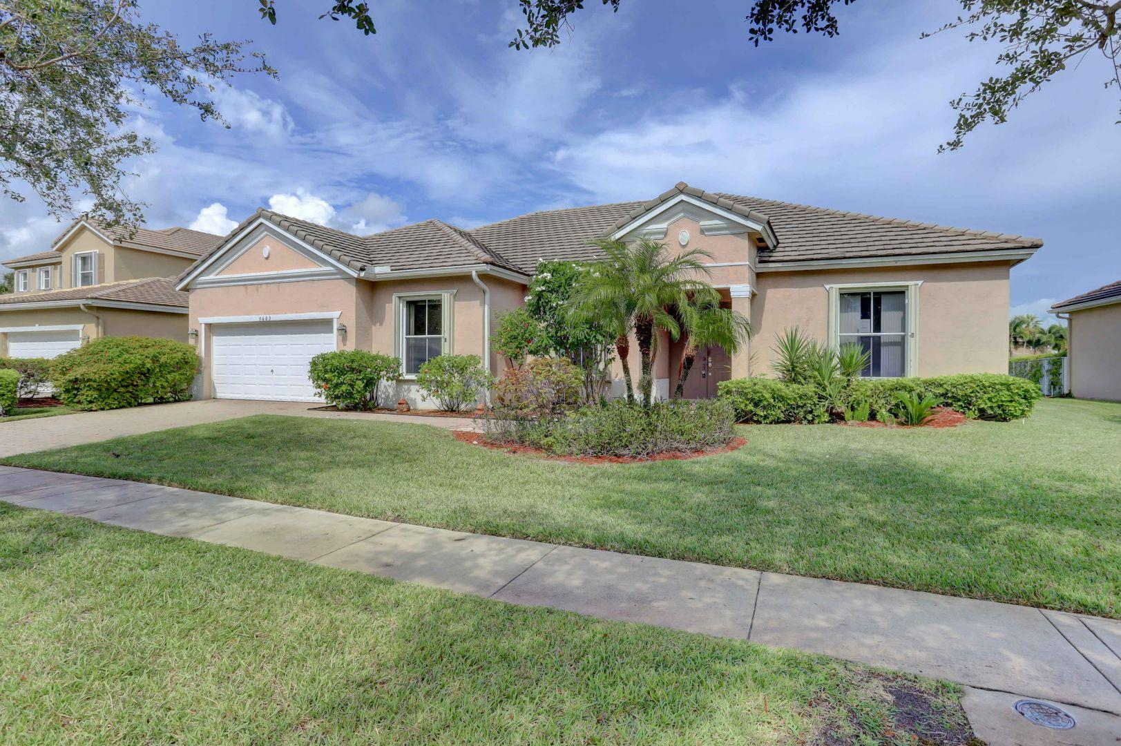 9603 Savannah Estates Drive Lake Worth, FL 33467 photo 1