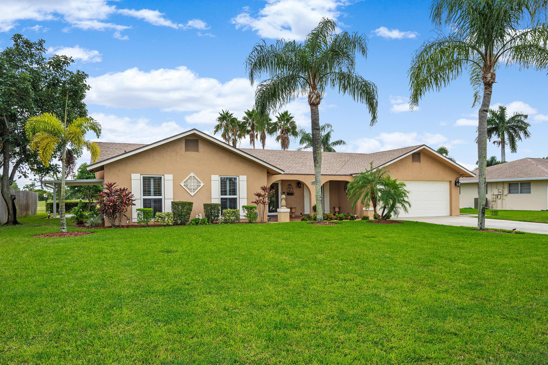 4762 Palo Verde Drive Boynton Beach, FL 33436