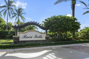 Boca Falls Par M