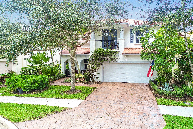 Photo of 853 Madison Court, Palm Beach Gardens, FL 33410