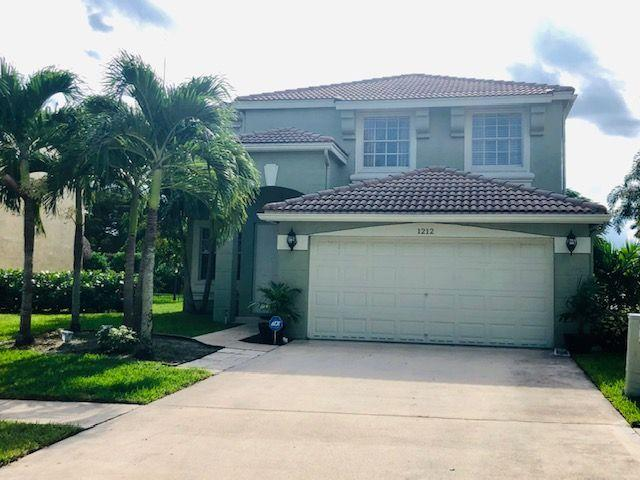 Home for sale in Wyndham Royal Palm Beach Florida